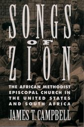 Songs of Zion by James T. Campbell