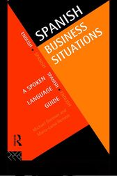 Spanish Business Situations by Michael Gorman