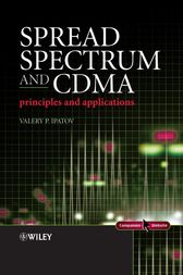 Spread Spectrum and CDMA by Valeri P. Ipatov