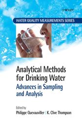 Analytical Methods for Drinking Water by Philippe Quevauviller