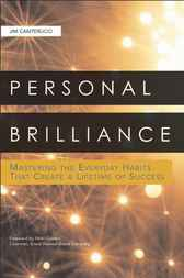 Personal Brilliance by Jim Canterucci