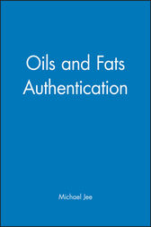 Oils and Fats Authentication by Michael Jee