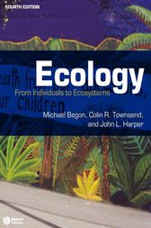 Ecology by Michael Begon
