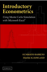 Introductory Econometrics by Humberto Barreto