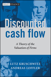 Discounted Cash Flow by Lutz Kruschwitz