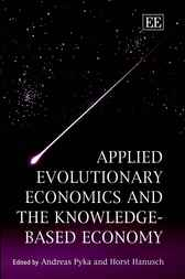 Applied Evolutionary Economics and the Knowledge-Based Economy by A. Pyka