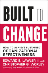 Built to Change by Edward E. Lawler