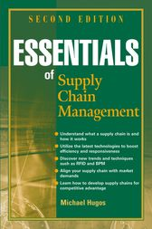 Essentials of Supply Chain Management by Michael H. Hugos
