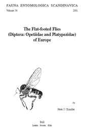 The flat-footed flies by P.J. Chandler