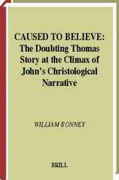 Caused to believe by W. Bonney