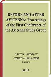 Before and after Avicenna by D.C. Reisman