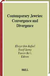 Contemporary Jewries by E. Ben-Rafael