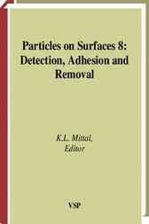 Particles on surfaces 8 by K.L. Mittal