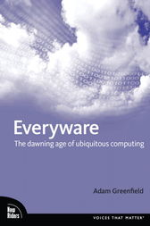 Everyware by Adam Greenfield