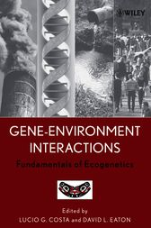 Gene-Environment Interactions by Lucio G. Costa