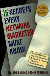 15 Secrets Every Network Marketer Must Know by Joe Rubino