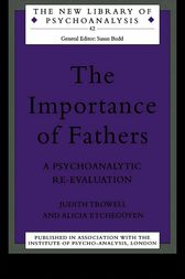 The Importance of Fathers by Alicia Etchegoyen