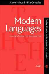 Modern Languages by Alison Phipps