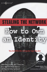 Stealing the Network: How to Own an Identity by Ryan Russell