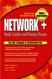 Network+ Study Guide & Practice Exams by Robert Shimonski