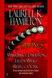 Cravings by Laurell K. Hamilton