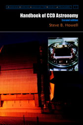 Handbook of CCD Astronomy by Steve B. Howell