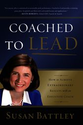 Coached to Lead by Susan Battley