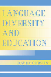 Language Diversity and Education by David Corson