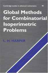 Global Methods for Combinatorial Isoperimetric Problems by L. H. Harper