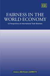 Fairness in the World Economy by A.B. Zampetti