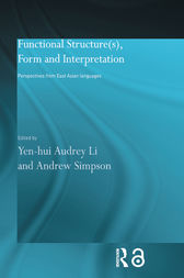 Functional Structure(s), Form and Interpretation by Andrew Simpson
