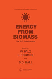 Energy from the Biomass by W. Palz