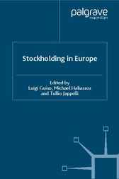 Stockholding in Europe by Luigi Guiso