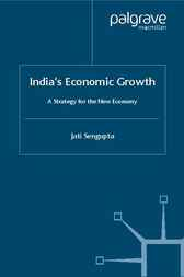 India's Economic Growth by Jati K. Sengupta