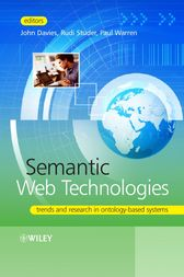 Semantic Web Technologies by John Davies