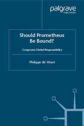 Should Prometheus be Bound? by Philippe de Woot