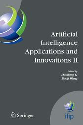Artificial Intelligence Applications and Innovations II by Daoliang Li