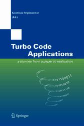 Turbo Code Applications by Keattisak Sripimanwat