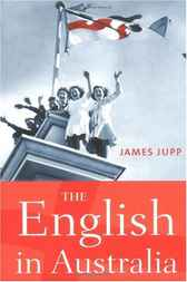 The English in Australia by James Jupp