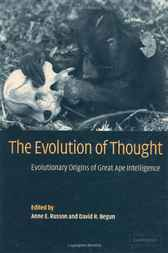 The Evolution of Thought by Anne E. Russon