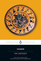 The Odyssey by Homer;  Robert Fagles;  Bernard Knox