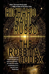 The Rosetta Codex by Richard Paul Russo