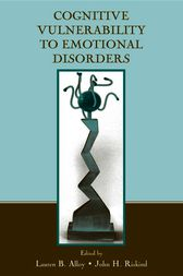 Cognitive Vulnerability to Emotional Disorders by Lauren B. Alloy