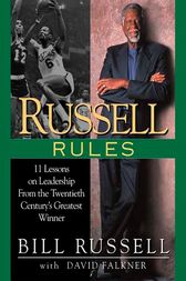Russell Rules by Bill Russell