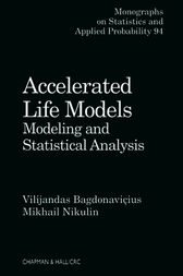 Accelerated Life Models by Vilijandas Bagdonavicius