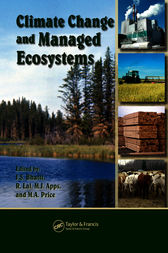 Climate Change and Managed Ecosystems by Jagtar Bhatti