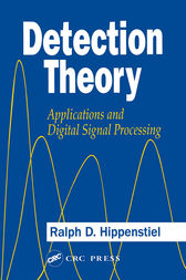 Detection Theory by Ralph D. Hippenstiel