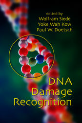 DNA Damage Recognition by Wolfram Siede