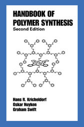 Handbook of Polymer Synthesis by Hans R. Kricheldorf