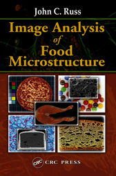 Image Analysis of Food Microstructure by John C. Russ
